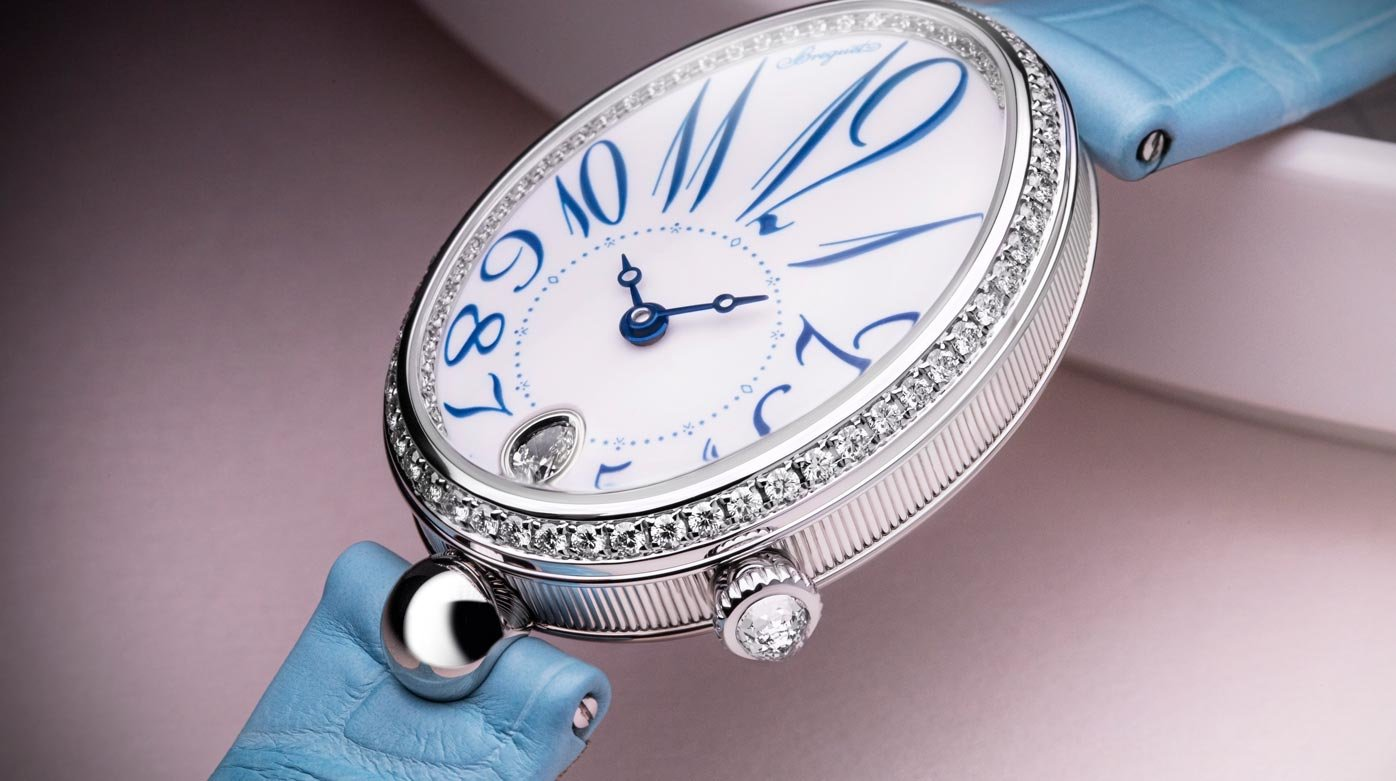 Breguet - A jewelry watch fit for a queen