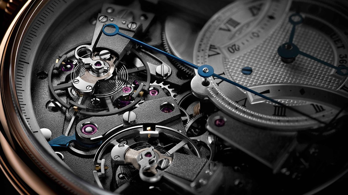 Breguet - Technology on the workbench: Silicon