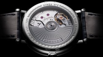 """Ginza"" watches"