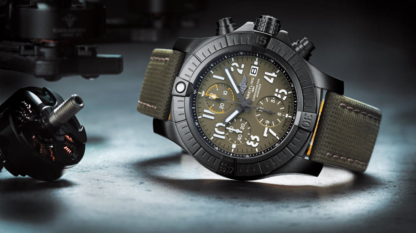 Breitling - Collection Avenger
