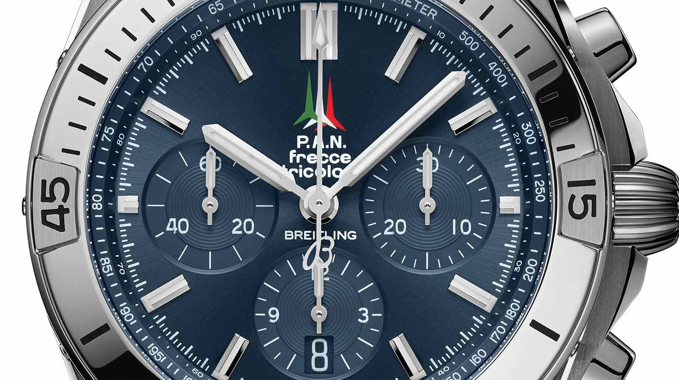 Why not... ?  - Breitling Chronomat Frecce Tricolori 2020
