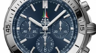 Breitling Chronomat Frecce Tricolori 2020 Trends and style