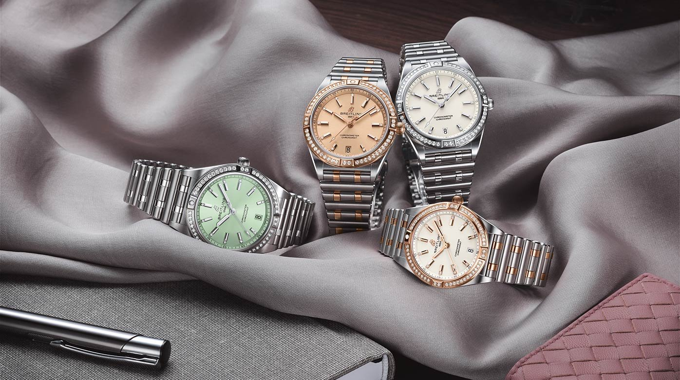 Breitling - Taking The Ultimate Step