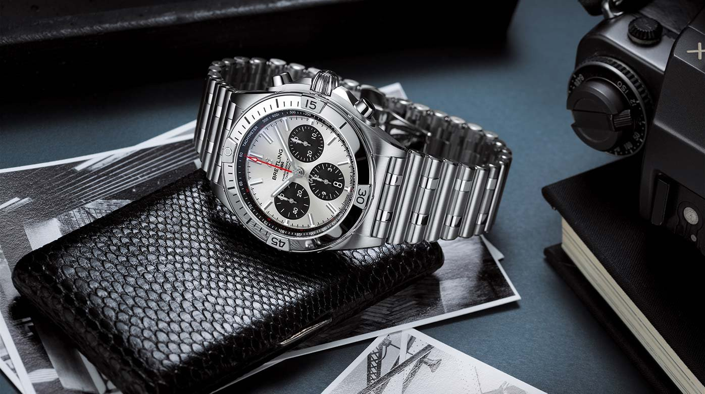 Breitling - The Time Of Heroes
