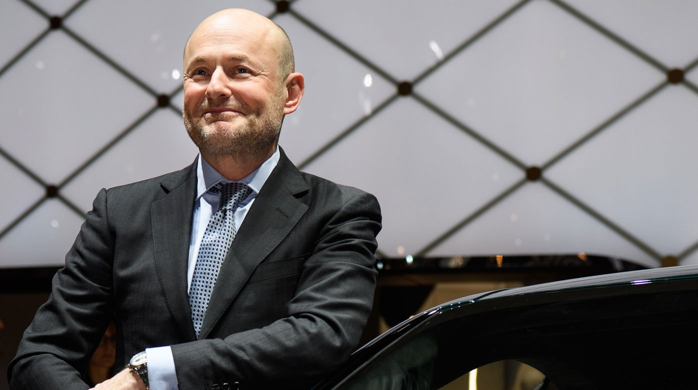 Breitling - Interview de Georges Kern