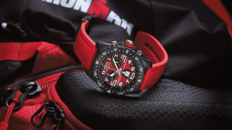 Partnership between Ironman and Breitling and launch of the Endurance Pro Ironman Watches  Trends and style