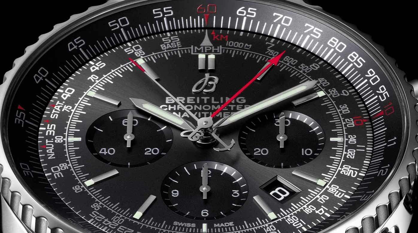 Breitling - Navitimer 1 B03 Rattrapante 45 Boutique Edition
