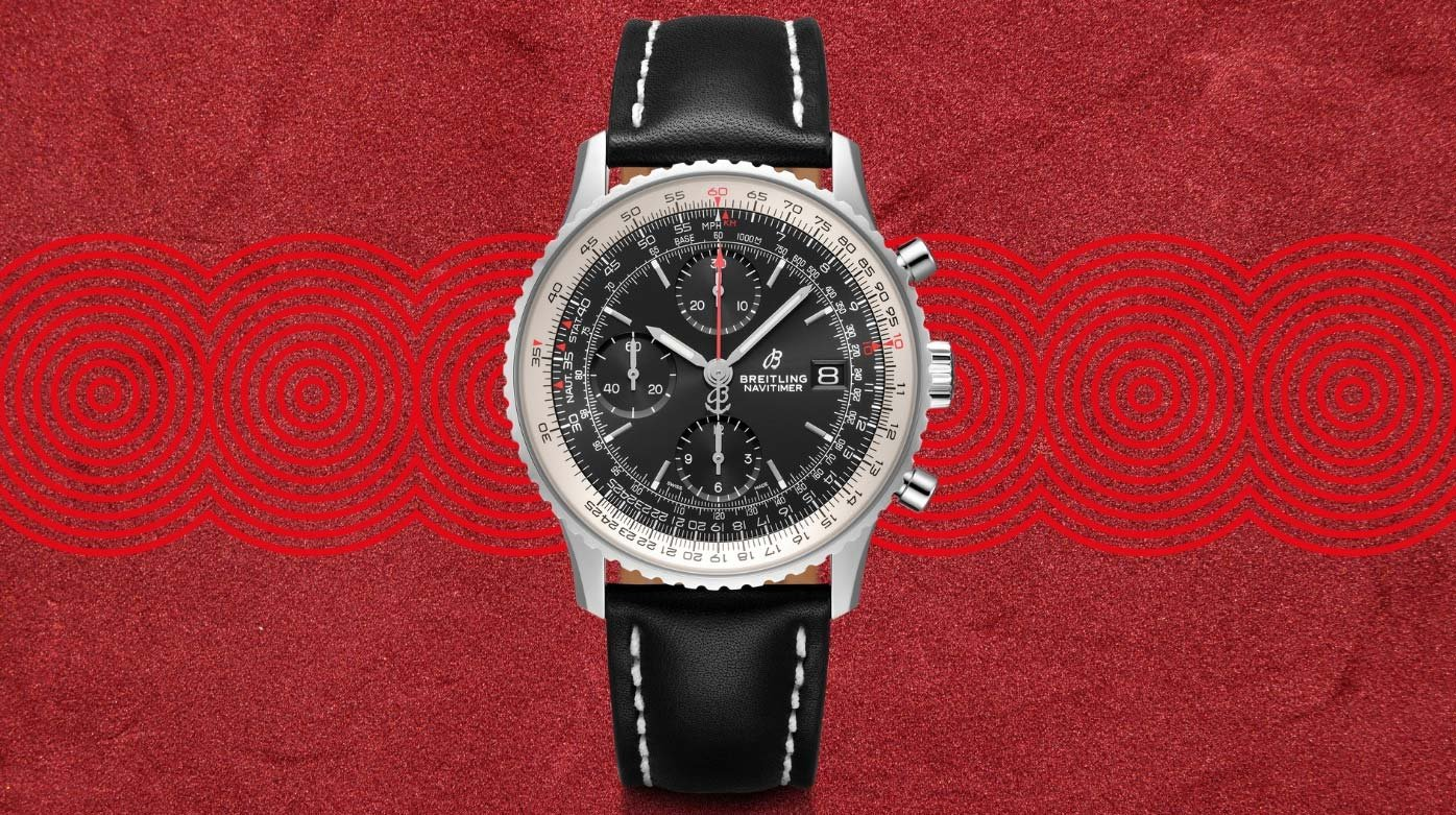 Why not...? - Icon: The Breitling Navitimer 1 41 mm Chronograph