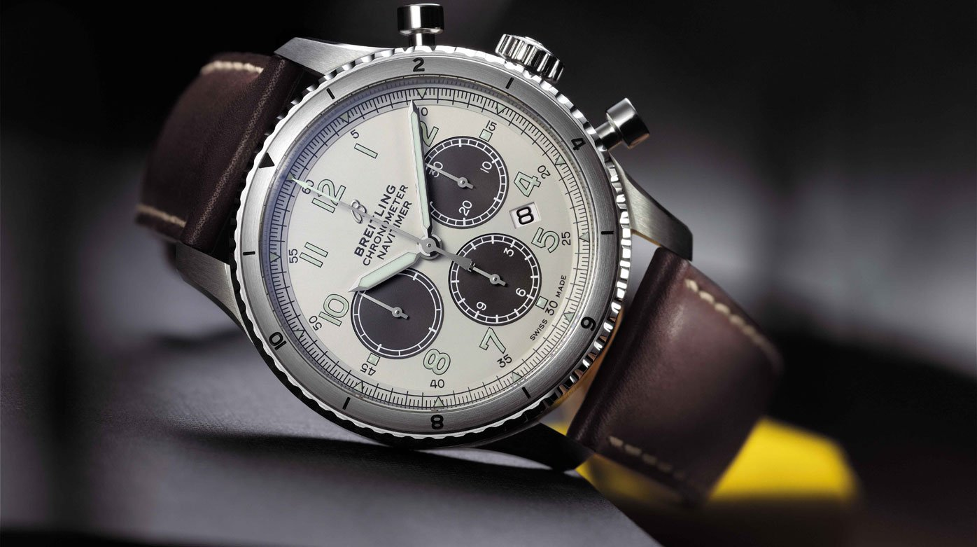 Breitling - Partnership with MR PORTER