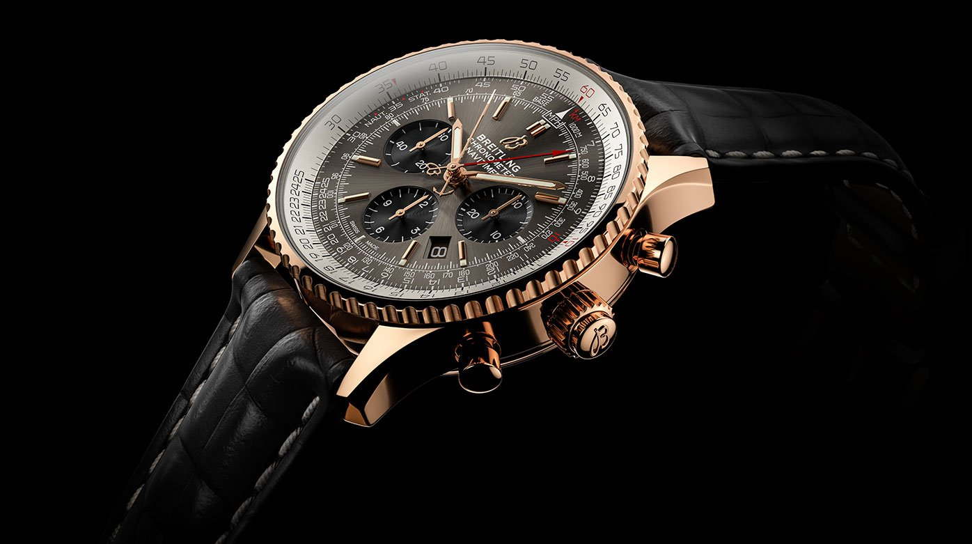 Breitling - Breitling Navitimer B03 Chronograph Rattrapante 45