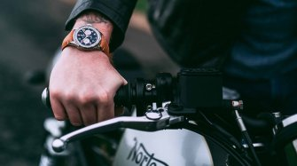 Premier B01 Chronograph 42 Norton Edition Trends and style