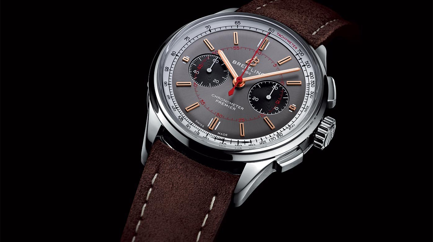 Breitling - Premier B01 Chronograph 42 Wheels and Waves Limited Edition