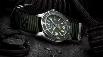 New SuperOcean and Launch of Outerknown NATO Straps Trends and style