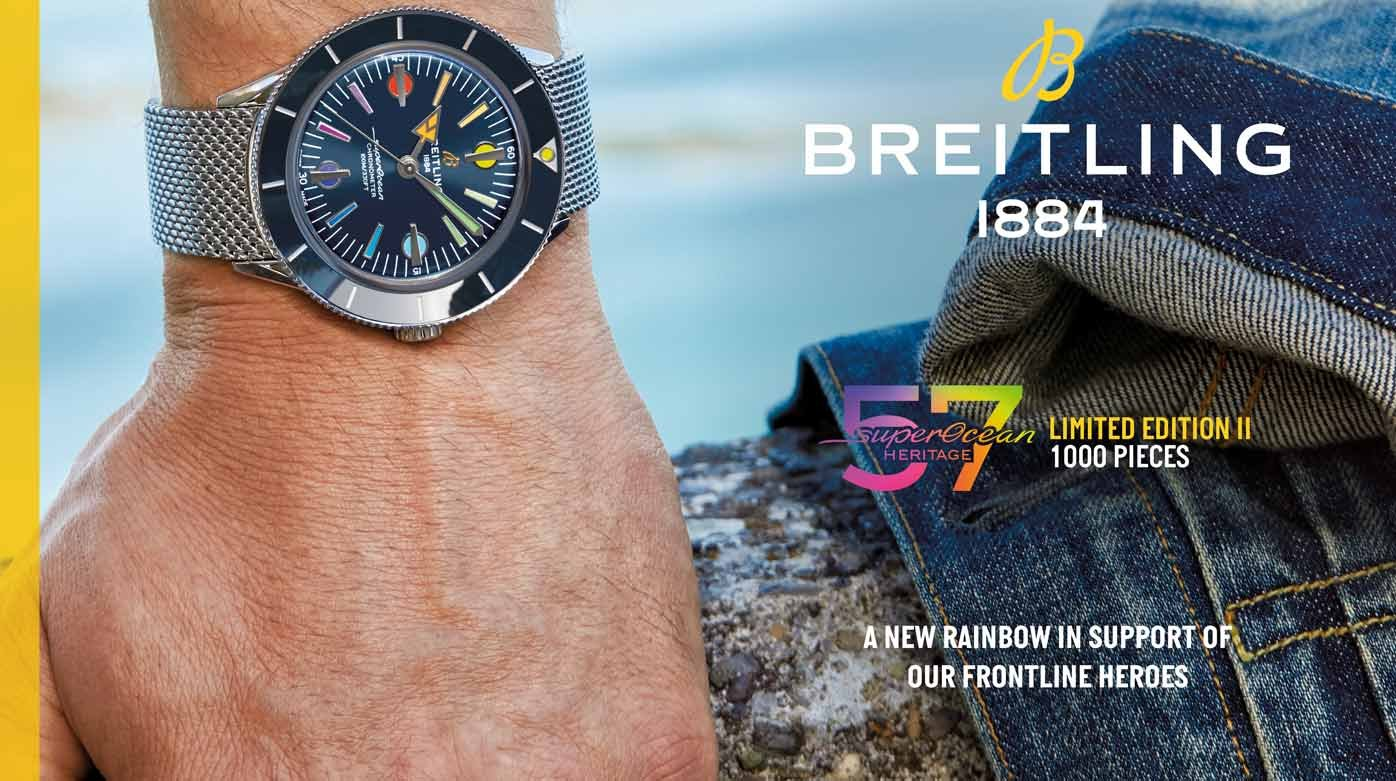 Breitling - SuperOcean Heritage '57 Limited Edition II