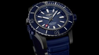 Breitling Superocean Style & Tendance