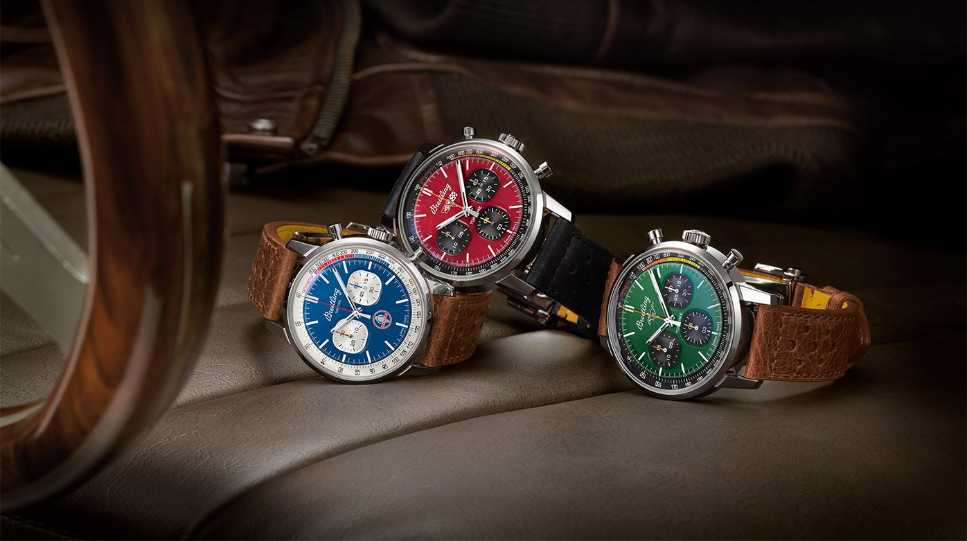 Breitling - Top Time Classic Cars collection