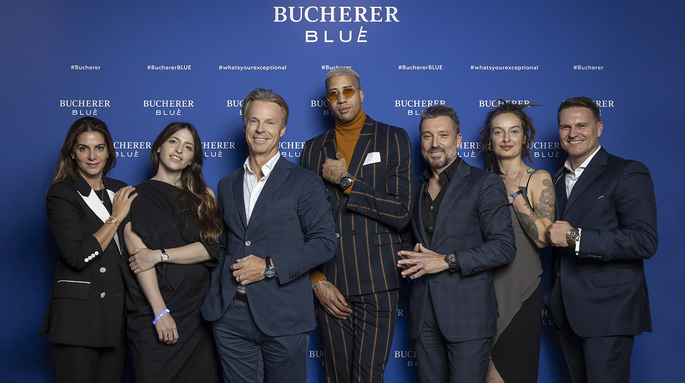 Bucherer - Bucherer BLUE