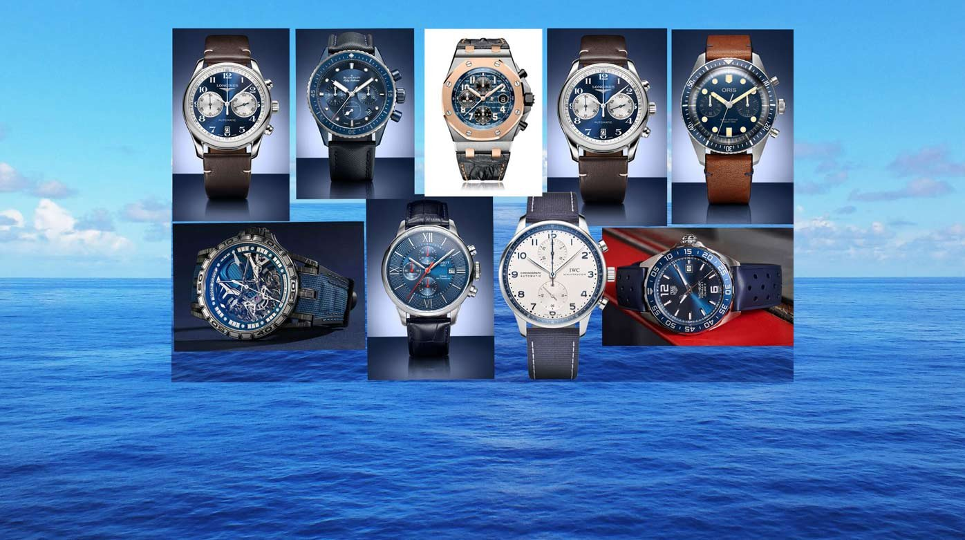 Bucherer - Sports watches from Bucherer Blue Editions