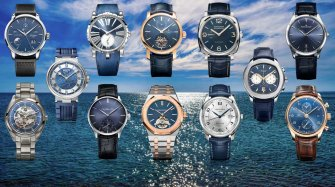 Classic watches from the Bucherer Blue Editions Trends and style