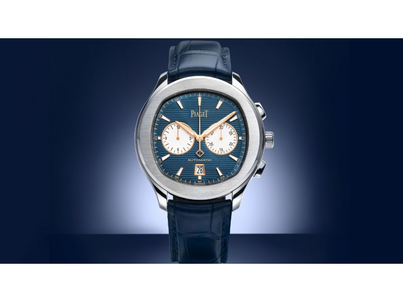 Piaget Polo S Bucherer Blue Editions