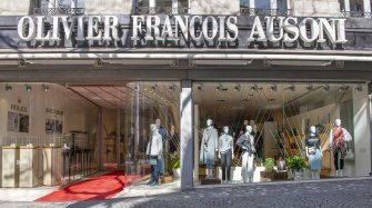 Olivier François Ausoni welcomes Bucherer to its boutique Trends and style