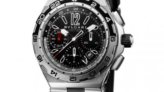 The one that got away:  Bulgari Diagono X-Pro GMT Chronograph Trends and style