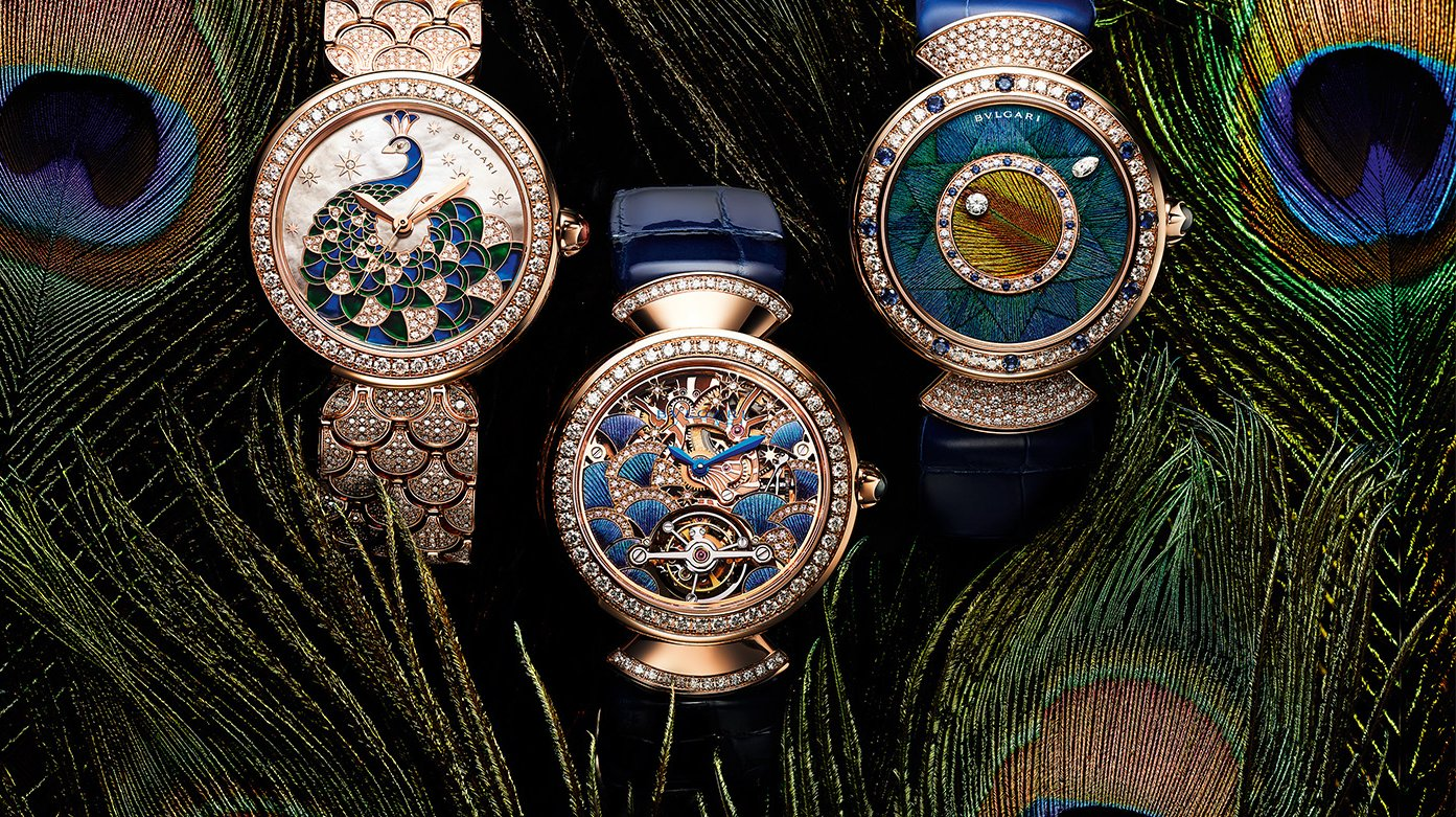 Bulgari - Divas' Dream Peacock