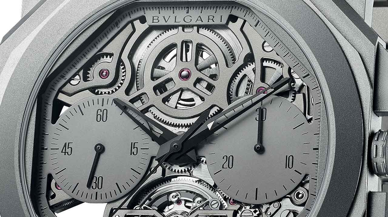 Bulgari  - Octo Finissimo Tourbillon Chronographe Squelette Automatique