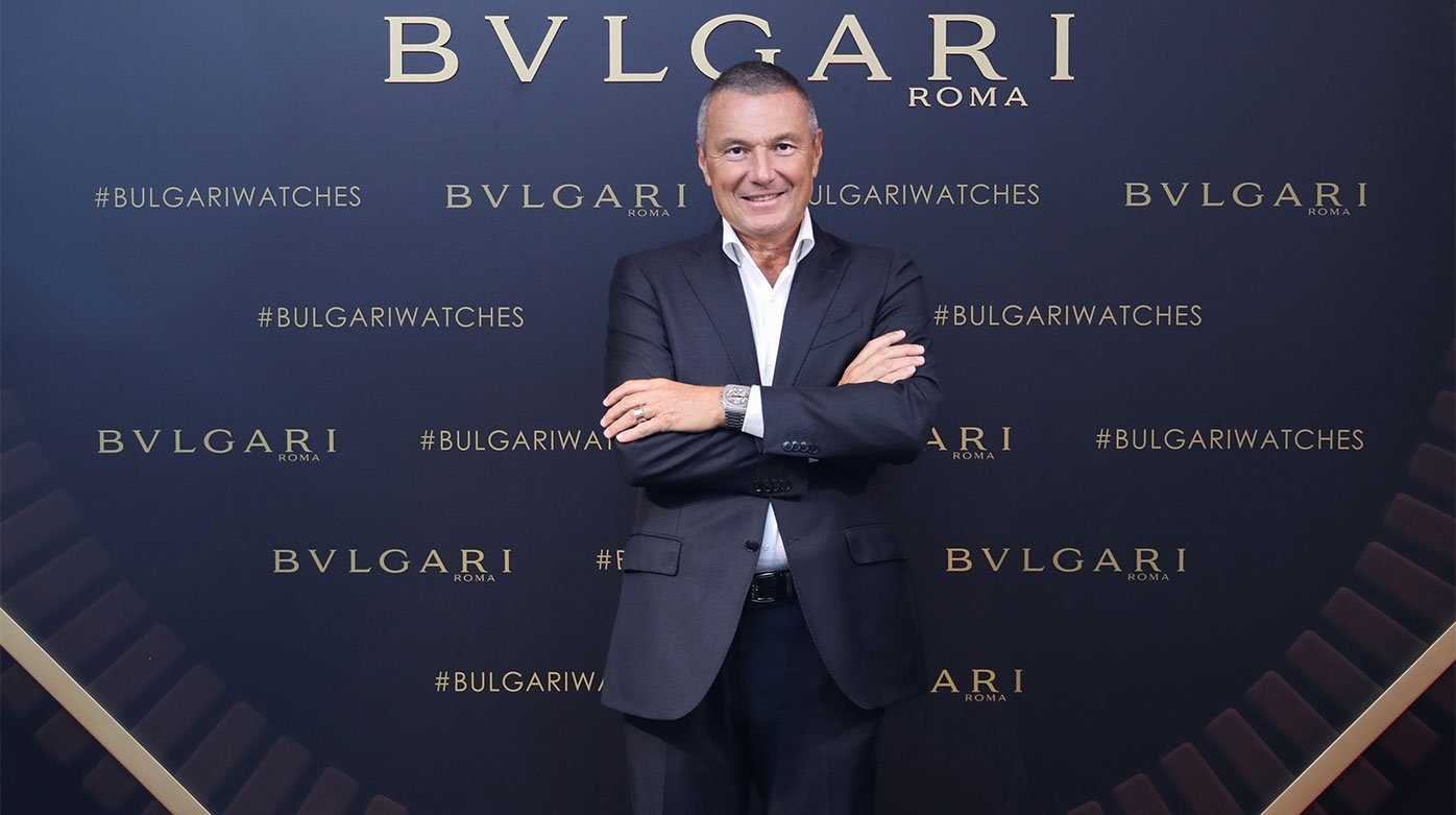 Bulgari - Interview de Jean-Christophe Babin, CEO de Bulgari