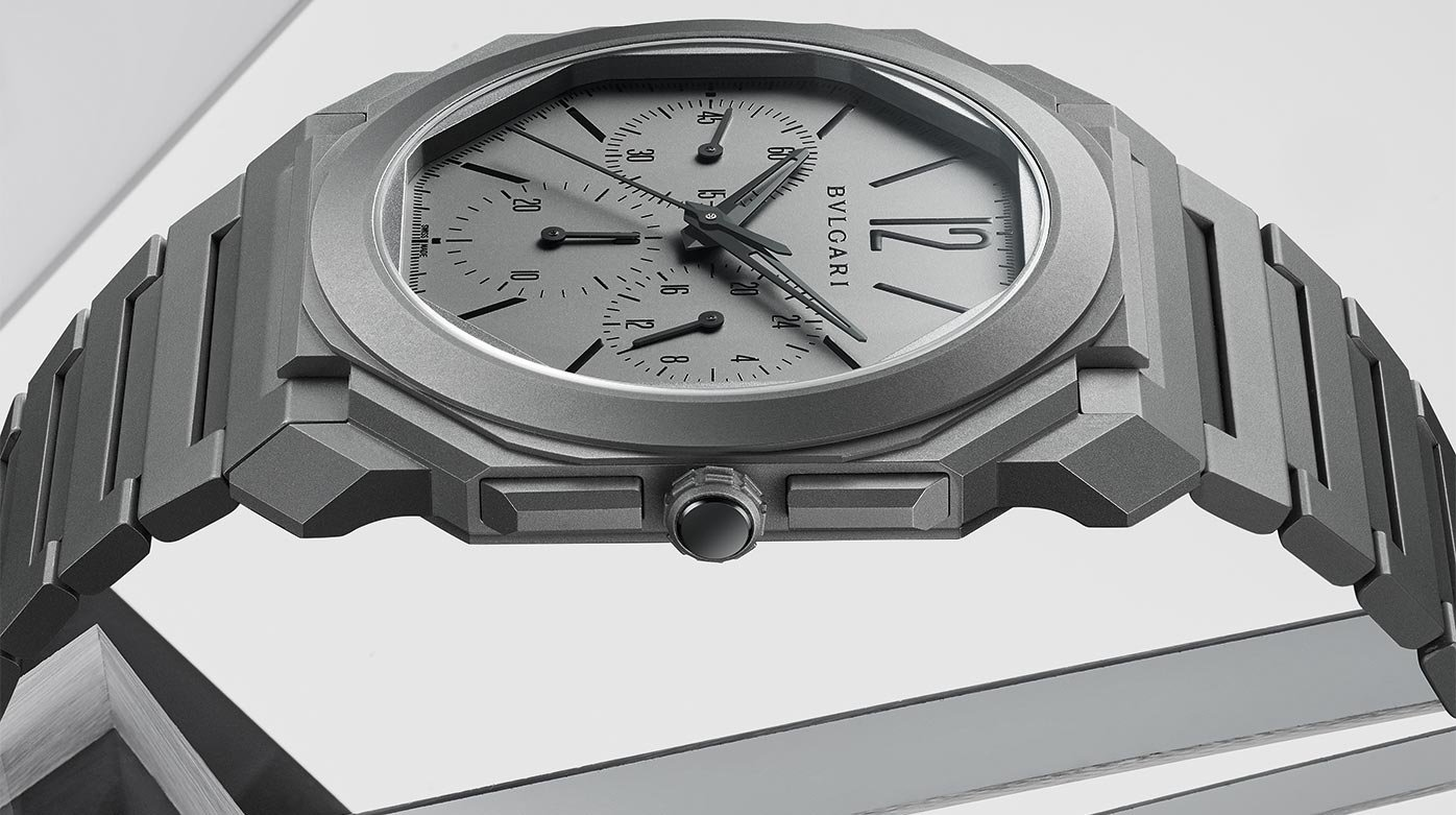 Bulgari - Octo Finissimo Chronograph GMT Automatic