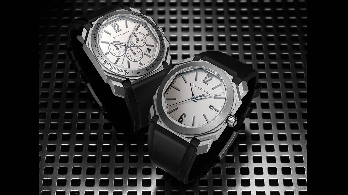 Bulgari - Octo L'Originale and Octo L'Originale Chronograph