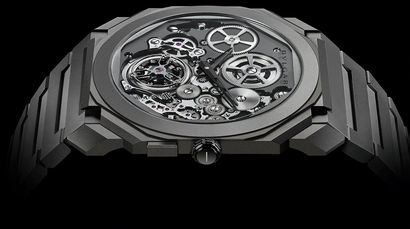 Bulgari - Octo Finissimo Tourbillon Automatic