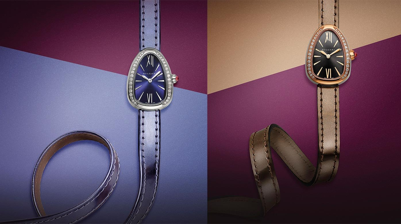 Bulgari - Serpenti Twist Your Time