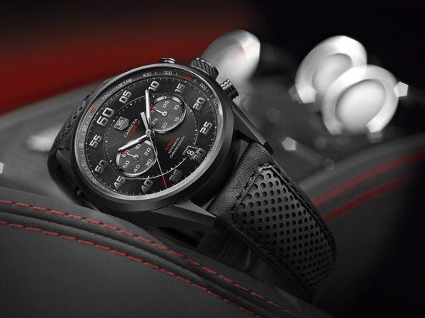 eec58558b10 TAG Heuer - Carrera Calibre 36 Flyback Racing - Trends and style ...
