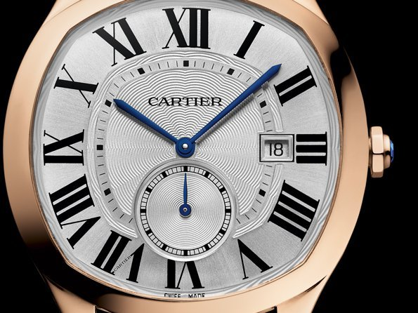 Cartier - Video. Drive de Cartier watch