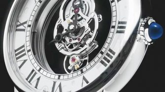 Video. Rotonde de Cartier Astromystérieux Trends and style