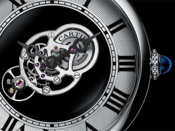 Cartier - Lifting the mystery of the Astromystérieux