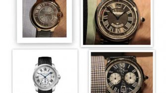 Toning its horological figure Trends and style