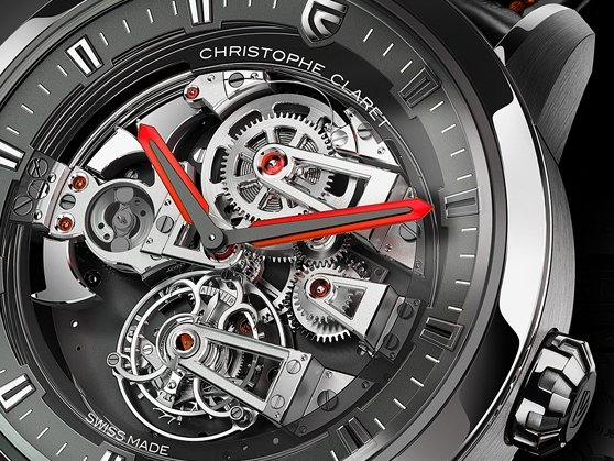 Christophe Claret - Soprano Westminster minute repeater
