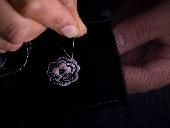 The Master Touch of Lesage-Embroidery for French Fashion