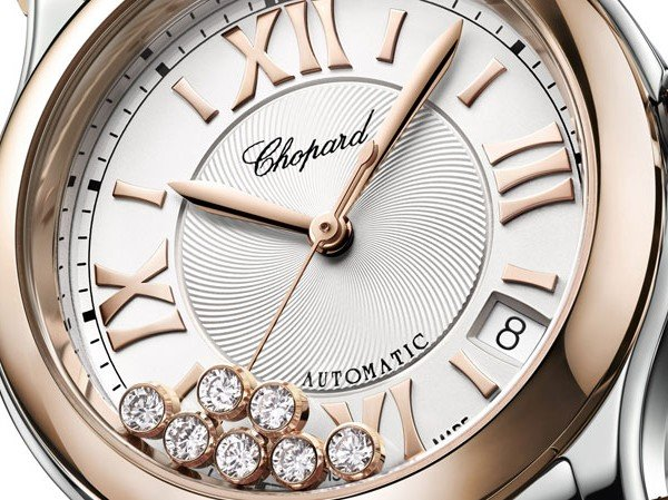 0ad795455 Chopard - Happy Sport Medium Automatic Two Tone - Trends and style ...