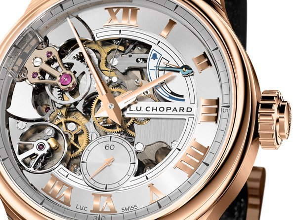Chopard L.U.C Full Strike - The sound of sapphire