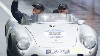 Video. The 2016 Mille Miglia - presented by Chopard
