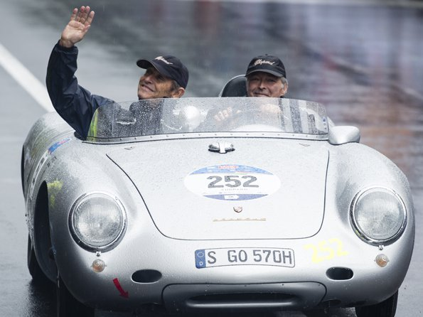 Chopard - Video. The 2016 Mille Miglia - presented by Chopard