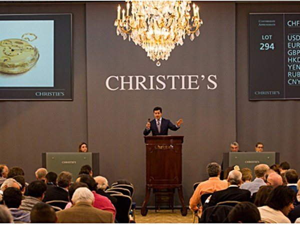 Christie's - The Important Watches Sale in Geneva realises US$26,508,102