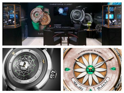 Christophe Claret - Doha Jewellery & Watches Exhibition