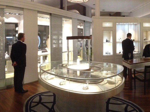 Christophe Claret - Temporary exhibition in Bern