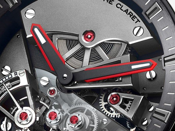 Christophe Claret - Maestoso soon available at boutiques
