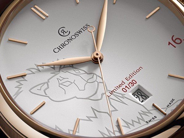 Chronoswiss - Sirius Lion Edition