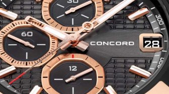 C1 Chronograph Black and Gold Style & Tendance